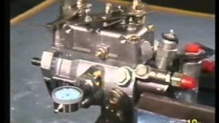 VW Dieselmotor Montage und Einstellarbeiten am 1,6l Saugdieselmotor
