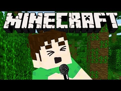 Minecraft - IN THE JUNGLE SONG