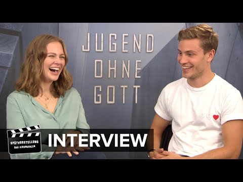 mit Alicia von Rittberg und Jannik Schümann zum Film