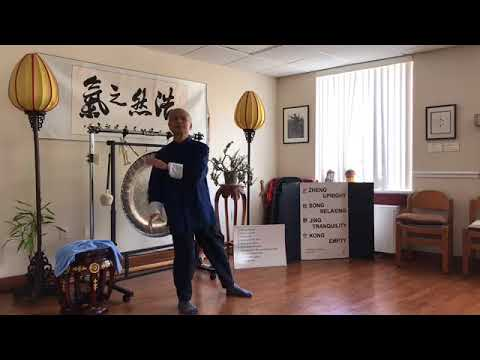 Wu Way Qi Gong Level one lesson
