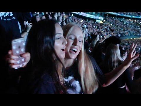 Justin Bieber Purpose Tour Vlog // Melbourne