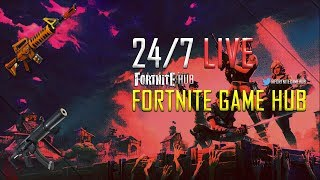 (24/7) FORTNITE LIVE STREAM - SAVE THE WORLD - ENERGY GRAVE DIGGER - PC WITH XBOX 1 & PS4 CROSSPLAY