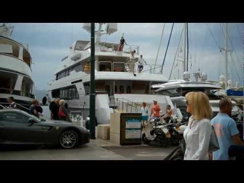 the yachts of Saint Tropez