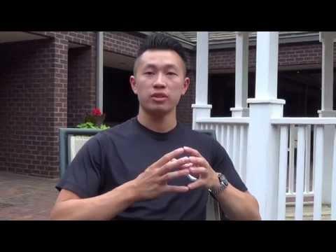 TSKF Kung Fu: Baltimore 2014 - Entrevista com Alex Woo