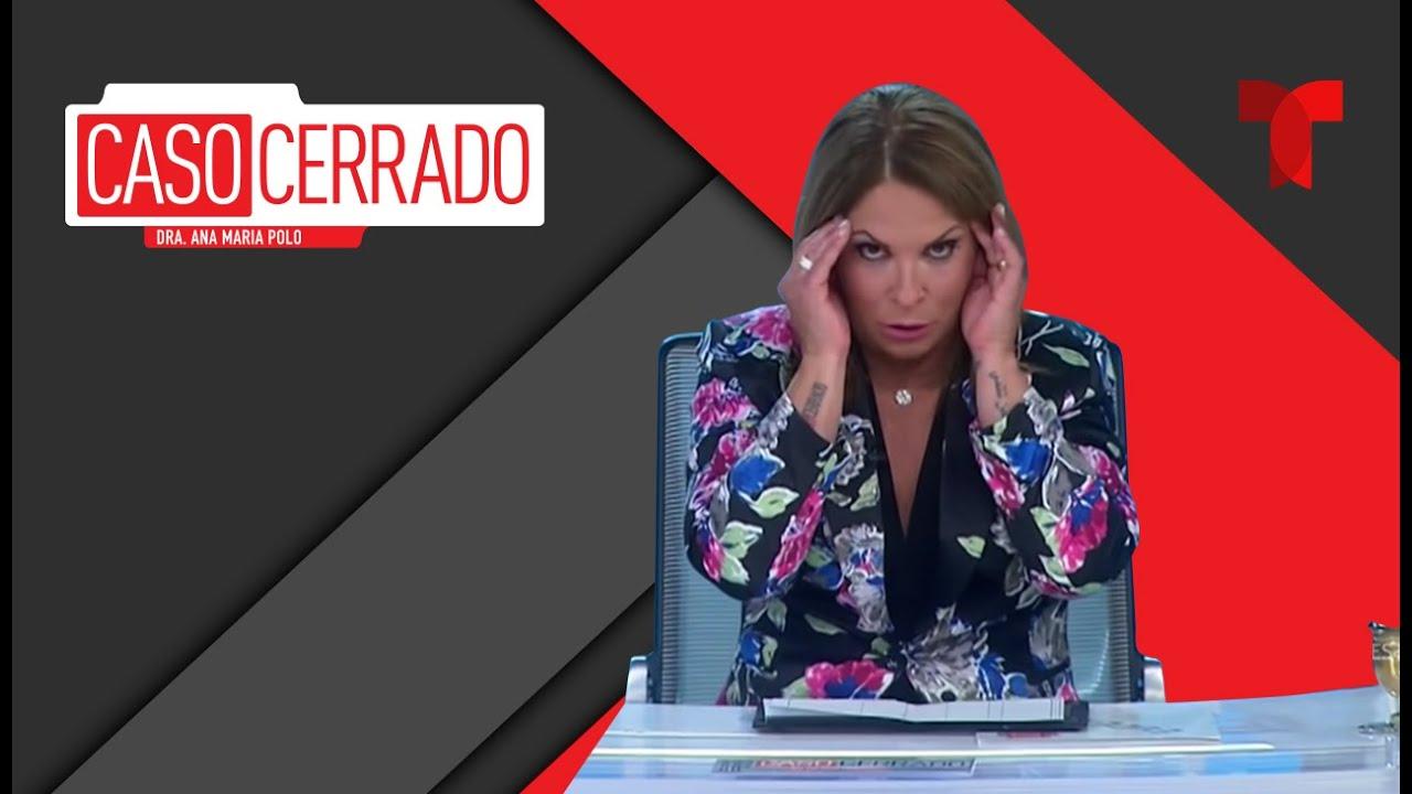 Actriz De Porno Que Se Parezca A Cristina Pardo capítulo: depredadora sexual👩🏻💰👧🏼| caso cerrado | telemundo