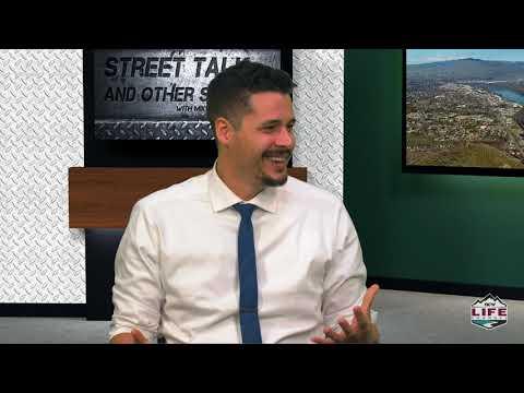 Street Talk & Other Stuff- Jason Sims