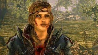 Iorveth Has No Chances: Saskia Prefers Dwarves (Witcher 2 | Geralt in Loc Muinne)