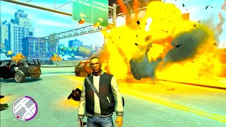 Sly Gameplay - GTA 4 Being a Gangster/Funny Moments & Physics (TBOGT & TLAD Gameplay) Vol. 7