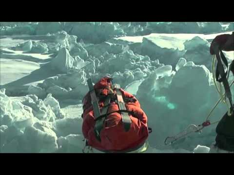 Geographic North Pole Expedition - Blacks Explore and Conquer
