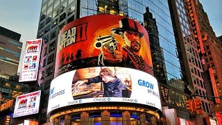 Download Video 42nd Street in Manhattan, New York City, Streets of NYC MP3 3GP MP4