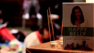 Видео отчет: «Аюрведа и психология здоровой жизни»(www.spinachandyoga.com/ru facebook.com/nadyaandreevacoach Ретрит проводила: Надя Андреева − магистр организационной психологии,..., 2014-08-23T02:26:12.000Z)