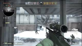 Counter Strike: Global Offensive Office Gameplay [PS3]