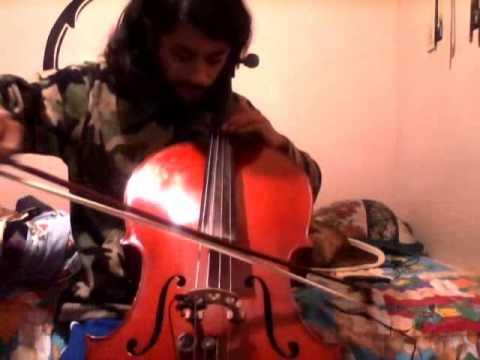 Metallica - One (cover on cello)
