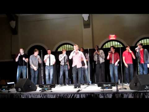 U of I Intersection Spring Concert 2012  Tearin' Up My Heart/Bad Romance