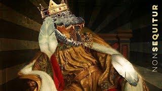King Crocoduck vs George Lujack, Duke of Facepalmelot