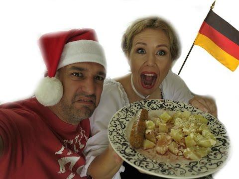 8 Strange German Christmas Traditions/ Deutsche Weihnachtstraditionen