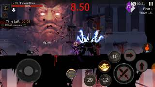 How to hack Shadow of death max level, unlimited Crystal + Soul Fast and easy