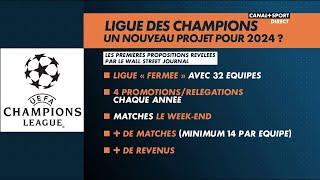 Le Late Football Club se penche sur le nouveau projet de la Champions League