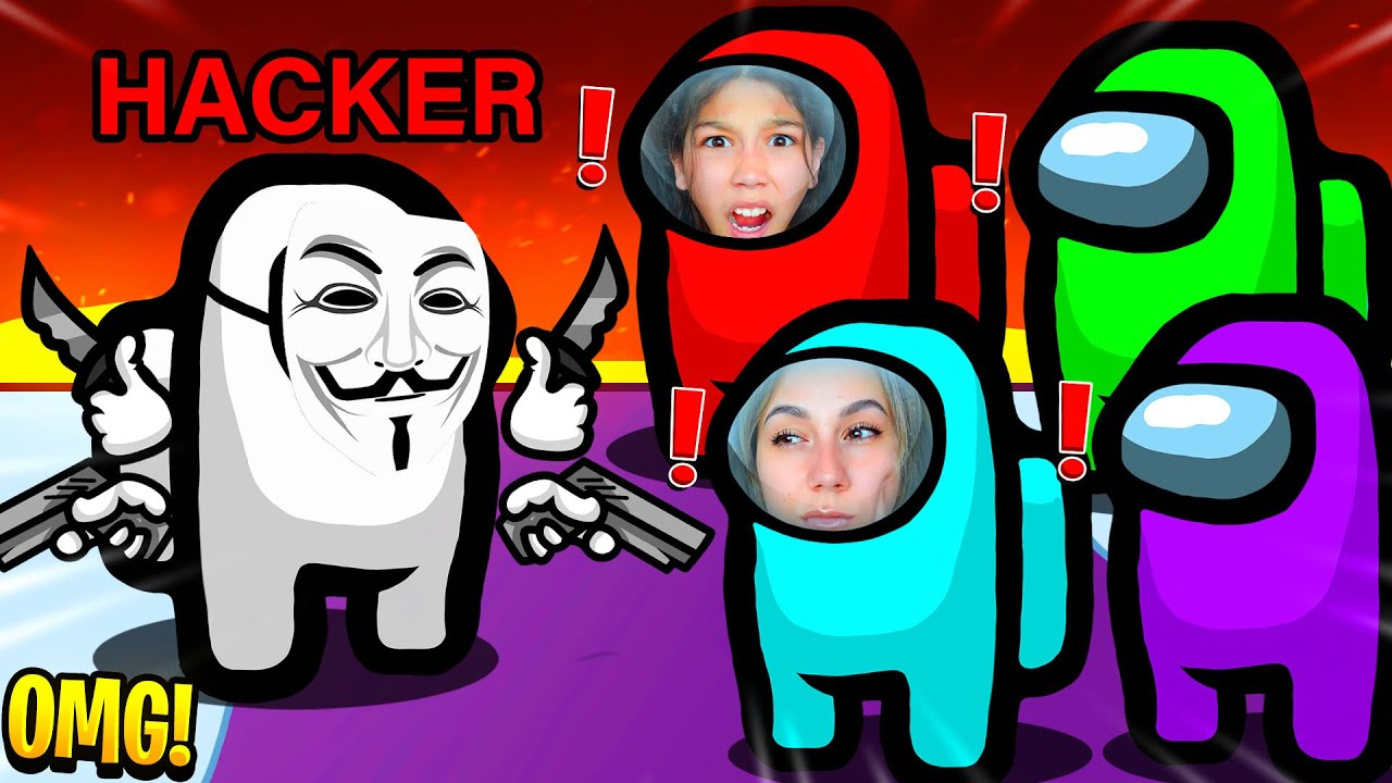 There's a Hacker AMONG US and we STOP HIM!   Familia Diamond