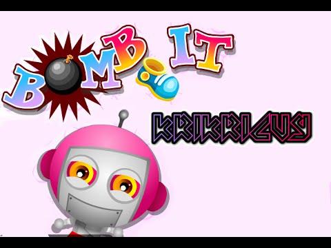 Bomb it - Dando pena en un juego de niños