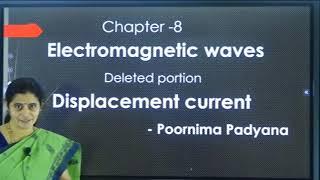 II PUC   PHYSICS    ELECTROMAGNETIC WAVES - 02
