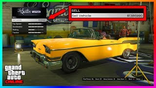 How To Sell Any Street Car For $900,000 In GTA 5 Online! (GTA 5 Online Money Glitch) 1.46 SCAM!