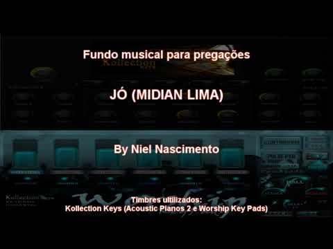 Fundo Musical (Jó - Midian Lima)