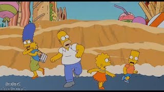 The Simpsons - Food World Collapse!