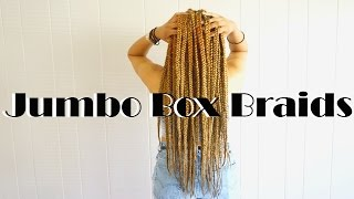 jumbo box braid tutorial   arianna lyf
