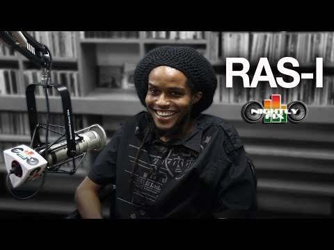 Ras-I talks being the 1st guest on Nightly Fix, Sumfest debut + Germaine Mason connection