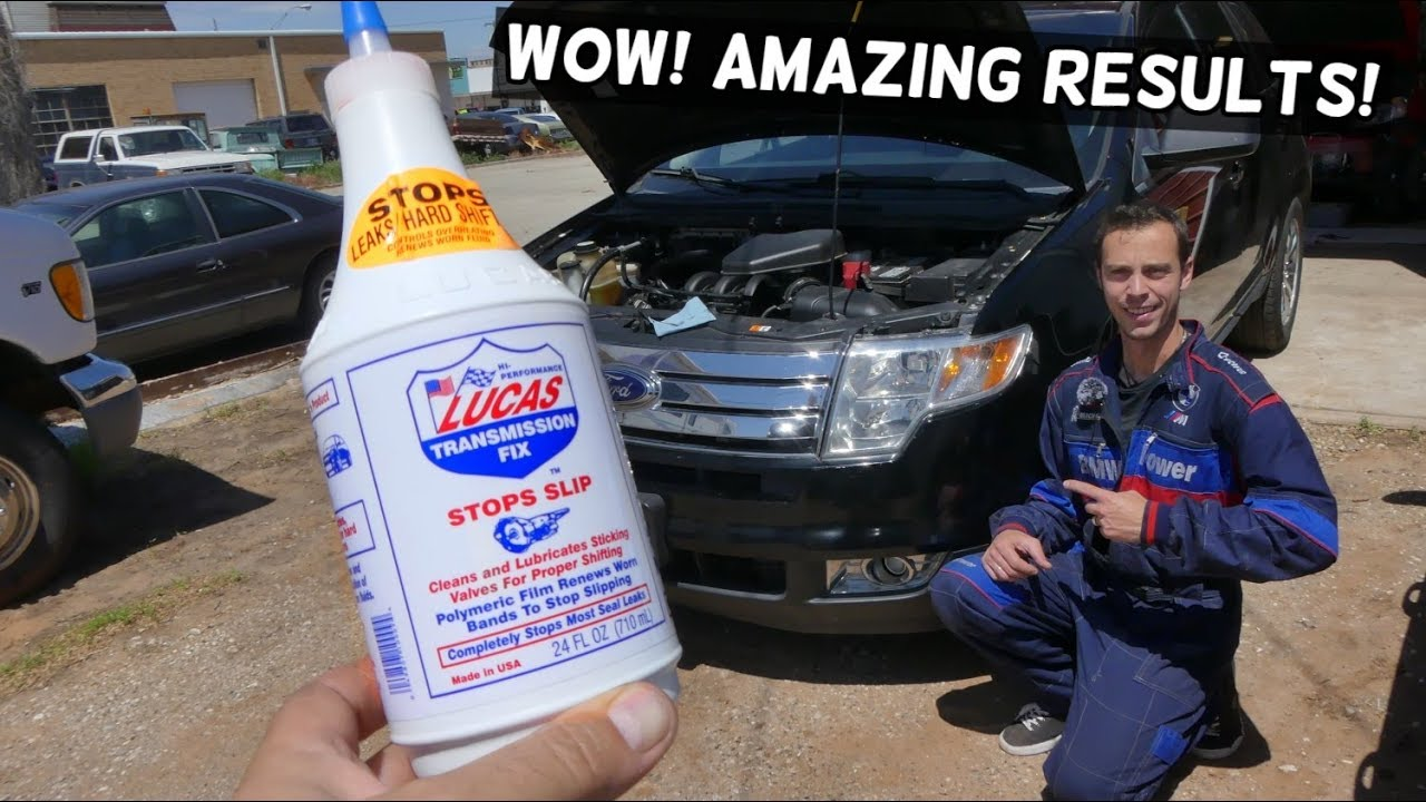HOW TO FIX TRANSMISSION THAT SHIFTS HARD SLIPPING FORD EDGE LINCOLN MKX