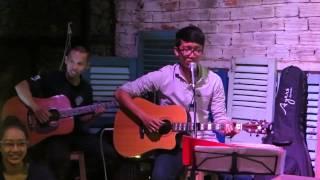 Anh Khoa - Tình Thôi Xót Xa (Live at Cafe Xưởng)