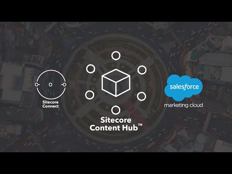 Use content from Sitecore DAM in Salesforce Marketing Cloud Campaigns