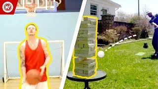 UNBELIEVABLE Trick Shots Compilation