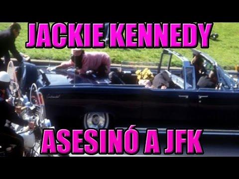 JACKIE KENNEDY ASESINÓ A JFK