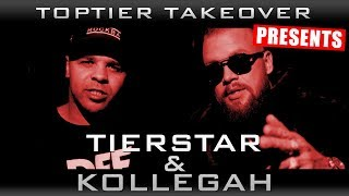 Kollegah TopTier Takeover - Announcement