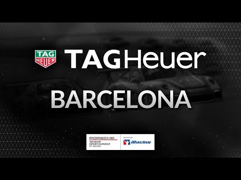 Porsche TAG Heuer Esports Supercup | Barcelona