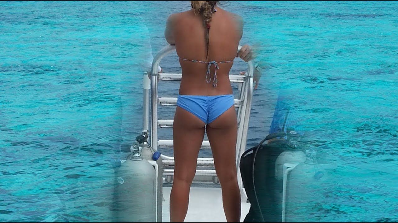 Grand Cayman Boat Cruise Down 7 Mile Beach Youtube