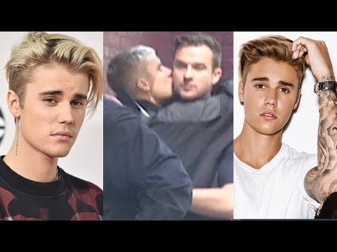 Justin Bieber is GAY Says Fans after He's Seen KISSING & HUGGING His Pastor on Video / Pictures