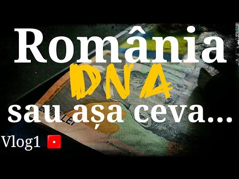 Vlog #1 Romania DNA sau asa ceva...