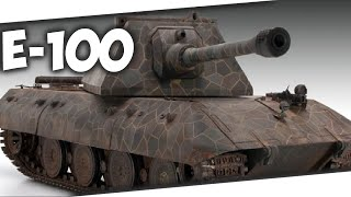 Супер танки: Е-100, JagdPanzer E-100 и Хедзер на базе Е-100 |ИТ|(Истории танков: Е-100, Alligator Е-100, JagdPanzer E-100 ☆Интересные факты, то чего вы точно не знали! ---------------------------------------..., 2014-05-29T18:27:00.000Z)