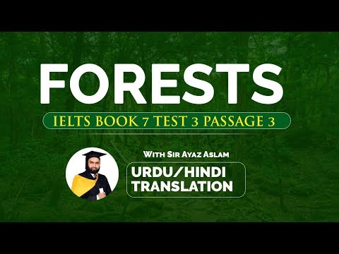 IELTS Book 7 Test 3 Section 3 Reading Translation Urdu/Hindi