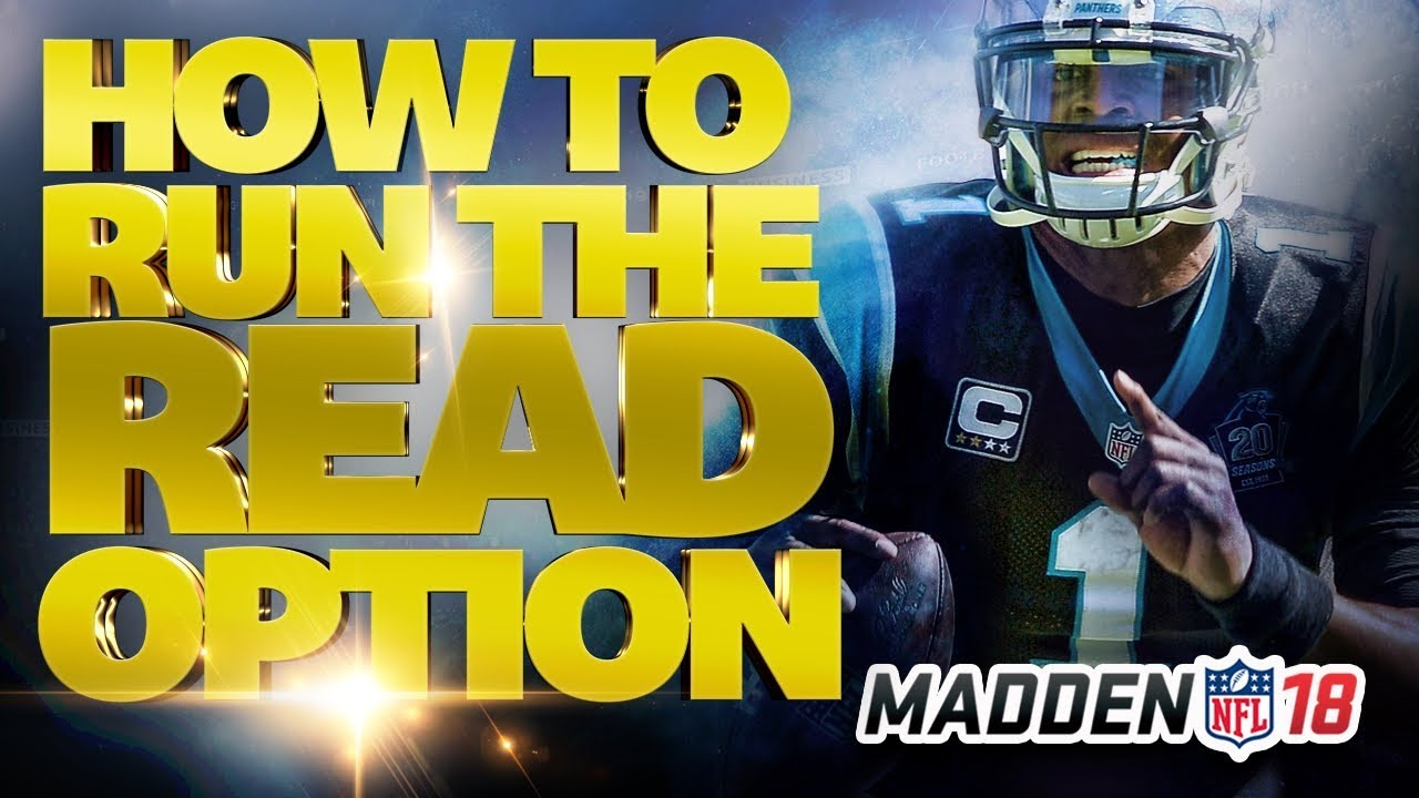 Madden 18 Tips: How to Run the Read Option - Sports Gamers