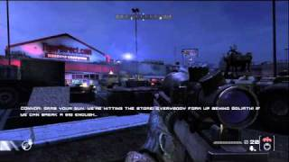 Homefront Walkthrough: Mission 3 - Part 1 [HD] (X360,PS3,PC)