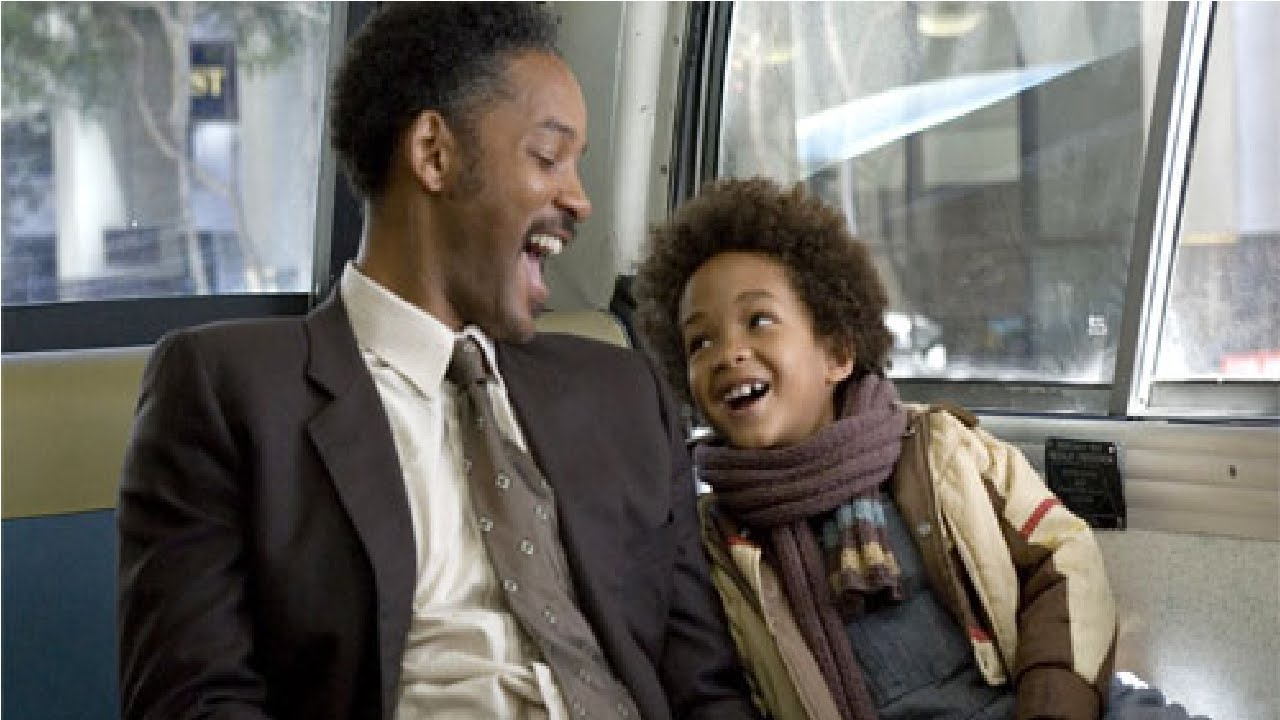 A Movie Review - The Pursuit of Happiness Starring Will & Jaden ...