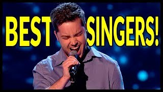 Top 7 Best Voices 2018 on World Talent!