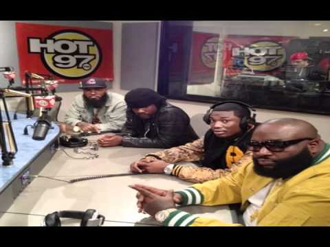 Rick Ross, Wale, Meek Mill, Stalley - Let It Go Remix (Funkmaster Flex)