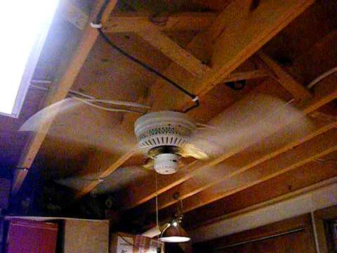 SMC U42 Ceiling Fan