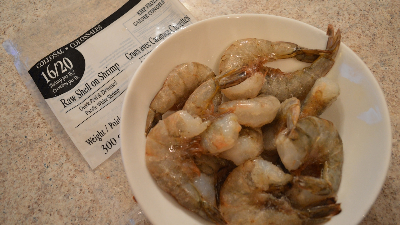 Loblaws Collosal 16 20 Frozen Raw Shell On Shrimp What I Say About