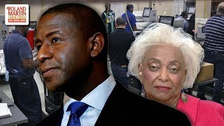 Andrew GIllum Loses FL Gov Race By 33k Votes; Broward County Missed Recount Deadline By 2 Minutes